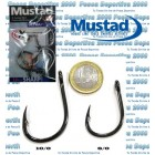 Anzuelo Mustad 10827NPBLN