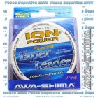 AWA-SHIMA Ion power FLUORINE taper leader