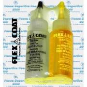 Barniz epoxy FLET COAT