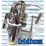 Carrete Iridium Sypam spaf 50