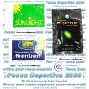 Luces quimicas SUNLINE y LINEAEFFE