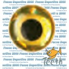 Ojos Amarillo Dorado